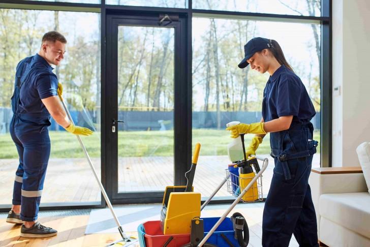 tarif salaire nettoyage professionnel
