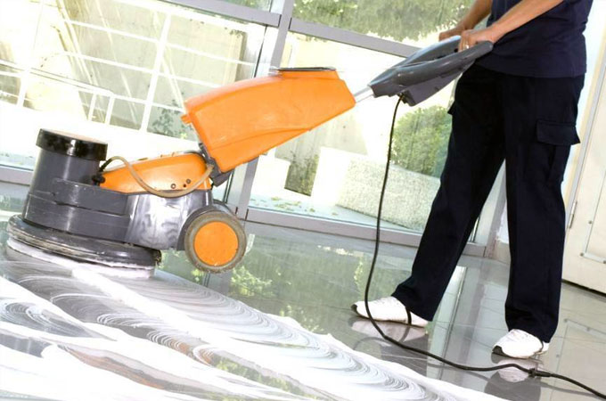 service de nettoyage immeuble