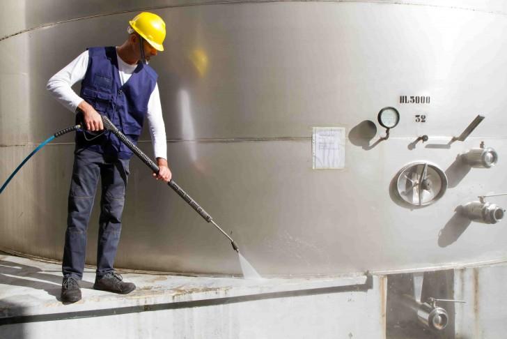 Proprete hygiene industrie